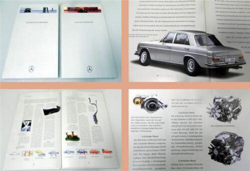 Mercedes Benz S300TD S280 S320 S420 S500 S600 S-Klasse Coupes Prospekte
