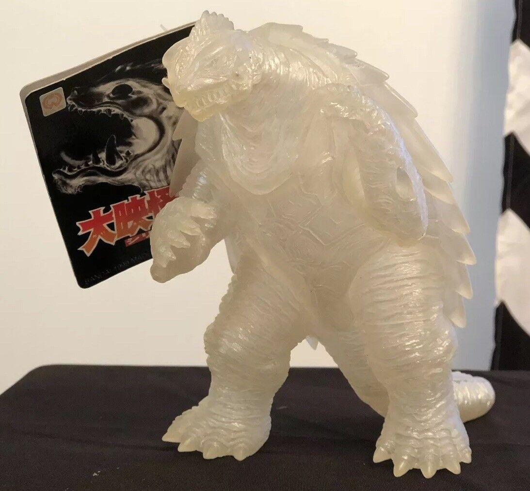 "RARE 1999 Bandai Godzilla 8"" Figure 2000 Asian Fantasy Film Expo Exclusive NWT"
