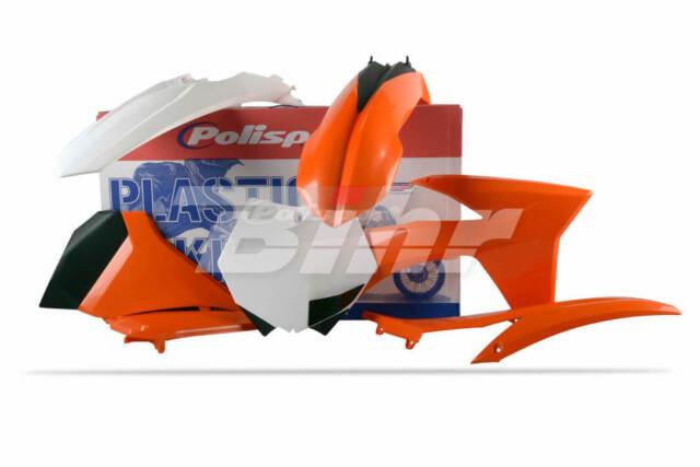 Kit plástica Polisport KTM color original 90408