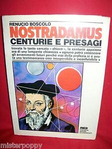 R-BOSCOLO-Nostradamus-centurie-e-presagi-1975-MEB-Edizione-aggiornata