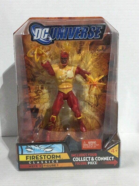 DC Universe Classics Wave 2 Firestorm (Jason Rusch Variant) Action Figure NISB