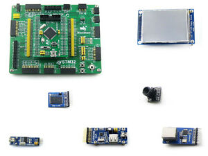 Details about Open407V-C Package A= STM32F407 STM32 ARM Cortex-M4  Development Board +6 Modules
