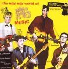 The Wild Wild World of MONDO Movies Music 0029667409025 CD