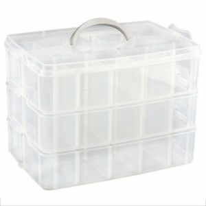 Makeup-Cosmetic-Storage-Case-Box-Holder-Organizer-Container-3-Layers-30-Grids-ED