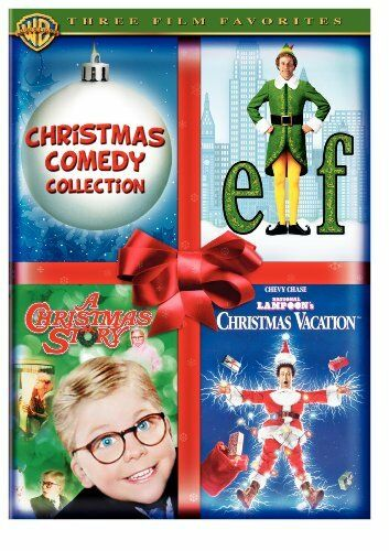 NEW Christmas Comedy Collection Elf A Story National