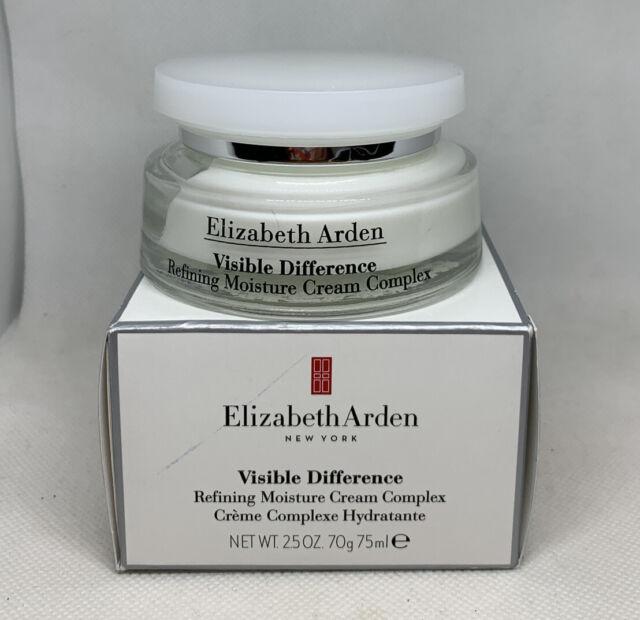 New Elizabeth Arden Visible Difference Refining Moisture Cream Complex 2.5 oz