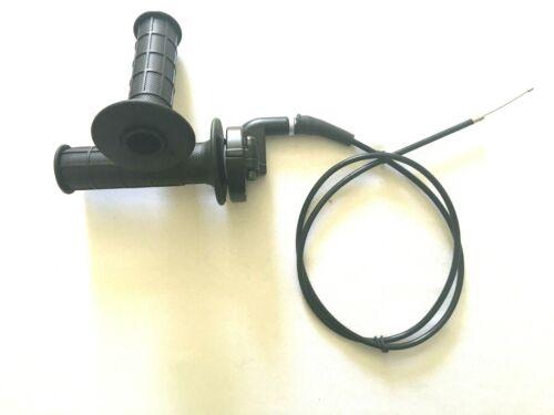 Handle Bar Grip /& Throttle Cable Set Honda CRF80F 2004-2013 CRF70F 2004-2012