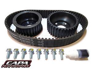 Supercharger-Pulley-VT-VE-V8-Magnuson-TVS-Rear-Gilmer-Upgrade-Overdrive