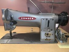 New Listingconsew Walking Foot Industrial Sewing Machine