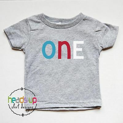 1st Birthday Shirt Boy.1st Birthday Shirt Boy Girl One Bday Tshirt First Tee Photo Trendy Cake Smash Ebay