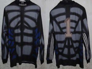 Adidas Jersey Shirt Trikot Soccer Football Portiere Goalkeeper Torwart Portero