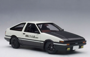 Initial D - 1 18 Project D Final Version AE86 by AUTOart