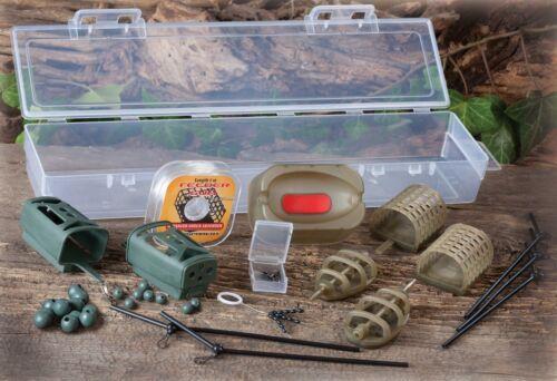 Method Set Futterkorb Feederfischen 9381180 52 Teile  Behr Feeder
