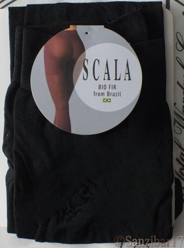 Nuevo Pack de 5 Scala activo Bio Cristales Anti-Celulitis Adelgazamiento Mallas Negro L
