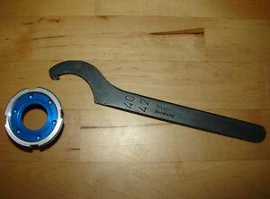 Hakenschlüssel mit Nase verschiedene Größen AMF
