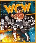 WWE WCW PPV Matches 2pc BLURAY