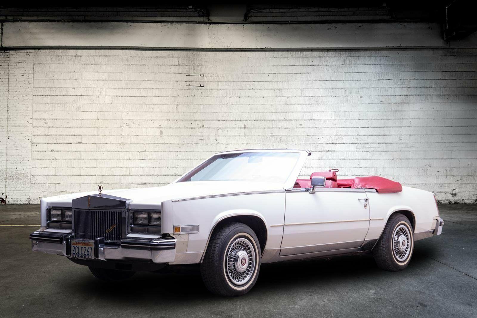 Cadillac Eldorado 4,1 Convertible aut. 2d