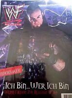 WWF WWE Magazin 6/99 6/1999 deutsche Ausgabe Wrestling