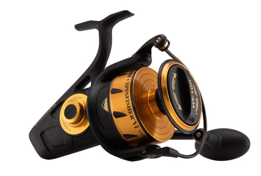 Penn Spinfisher SSVI7500 SSVI 7500 Saltwater Spinning Fishing Reel - SSVI7500 Spinfisher c775e6