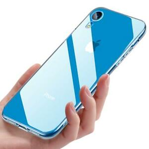 coque iphone xr etui portefeuille transparent