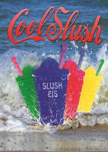 Slush Sirup MARACUJA Zuckerfrei 5 L COOL SLUSHEIS Konzentrat Zero AZO frei Eis