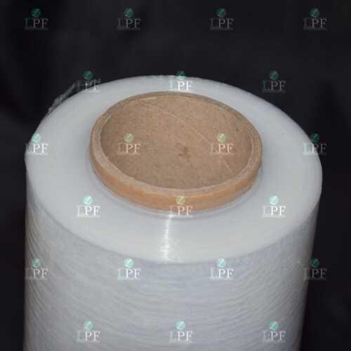 1 Rolle Stretchfolie Handstretchfolie Palettenfolie transparent 1,5kg 500mm