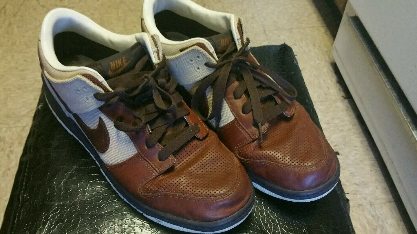 Casual wild Nike size 14 leather sneakers quality clean
