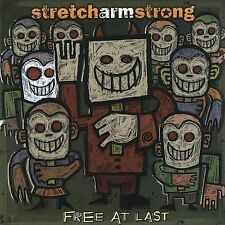 Free at Last by Stretch Armstrong (Punk Band) (CD, Sep-2005, We Put Out Records)