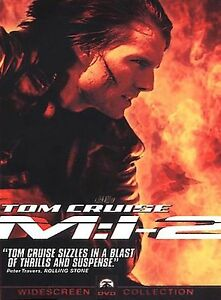 Mission: Impossible 2 (Widescreen Edition) DVD, Dominic Purcell, William Mapothe