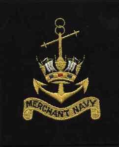 Details about Lancashire embroidery merchant navy blazer badge