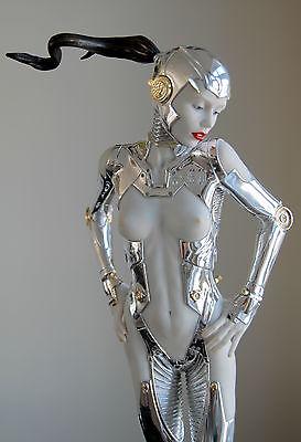 CARL PAYNE - EROTIC SCULPTURE - LOVE ROBOT