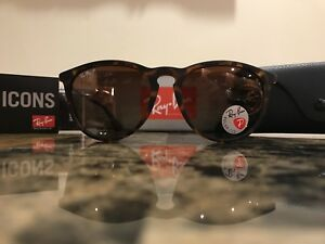 9b2befaef7ca8 new authentic RAY BAN Sunglasses RB4171 865 13 Havana   Brown ...