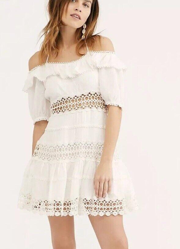 Free people Mixed Emotions Mini Dress Größe 6 New