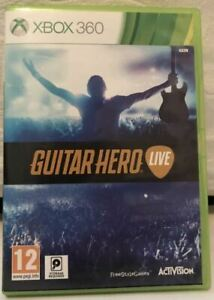 Guitar Hero Live Microsoft Xbox 360 Game Boxed Disc Solus Game Only Ebay They live at the same address as i do, or it's better to say that i live with my parents. ebay