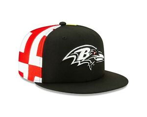 31a195b1 Details about Baltimore Ravens New Era 2019 NFL Official Draft Spot-Light  9FIFTY Snapback Hat