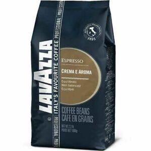 Lavazza Crema E Aroma Coffee Beans - 1000g