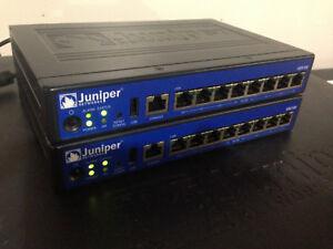 Juniper-Networks-SRX-100-VPN-Firewall-SRX100H2-100H2-JunOS-12-3X48-D75