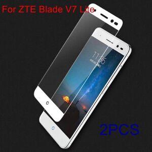 2x-Slim-Premium-Full-Cover-Tempered-Glass-Screen-Protector-For-ZTE-Blade-V7-Lite