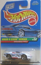 HOT WHEELS 1998 Dash 4 Cash Series DODGE VIPER #724 MATTEL 4 of 4 CMY OTHER ITEM