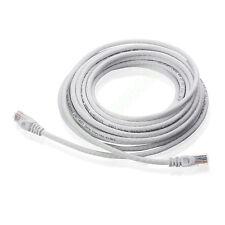 15M 50Ft Cat6 Cat 6 Network Cable RJ45 Ethernet Internet Net Lan Patch Cable