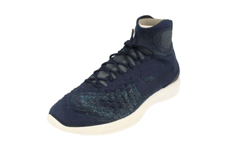 Nike Lunar Magista II Fk Fc Mens Hi Top Trainers 876385 Sneakers shoes 400