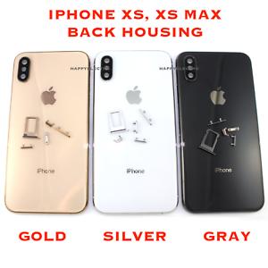 Nuevo-Carcasa-Posterior-Bateria-Cubierta-Marco-Montaje-Repuesto-para-iPhone-XS-XS-Max