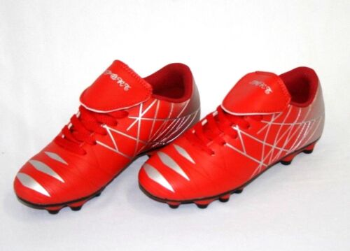 Kids Boys /& Girls Outdoor Soccer Shoes Cleats  Brand New size 10 11 12 13 1 2 3