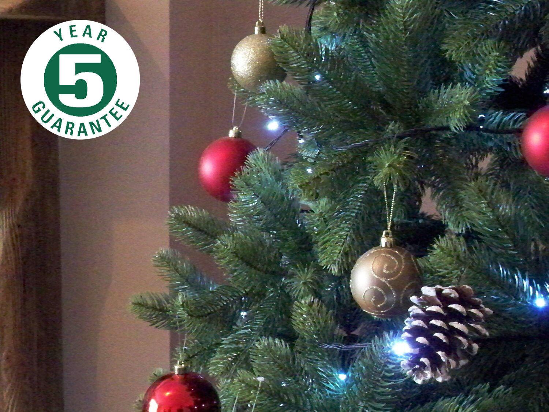 Best Artificial Premium 2 1 M M M 210cm Klappbar Weihnachtsbaum Für Drinnen Echt 979783