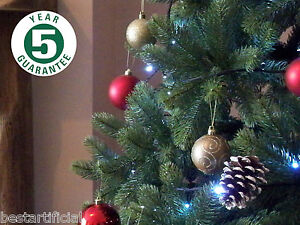 Best-Artificial-Premium-2-1m-Con-Bisagras-Arbol-De-Navidad-Interior-Realista-100