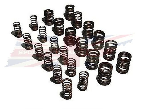 New Dual Valve Spring Set for Triumph TR250 TR6 and GT6  High Quality Made in UK
