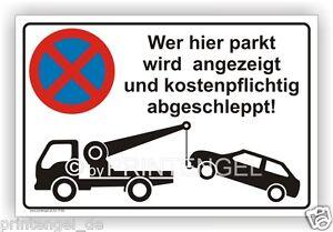 parkplatz hinweis schild privatparkplatz parkverbot halteverbot schilder p182 ebay. Black Bedroom Furniture Sets. Home Design Ideas