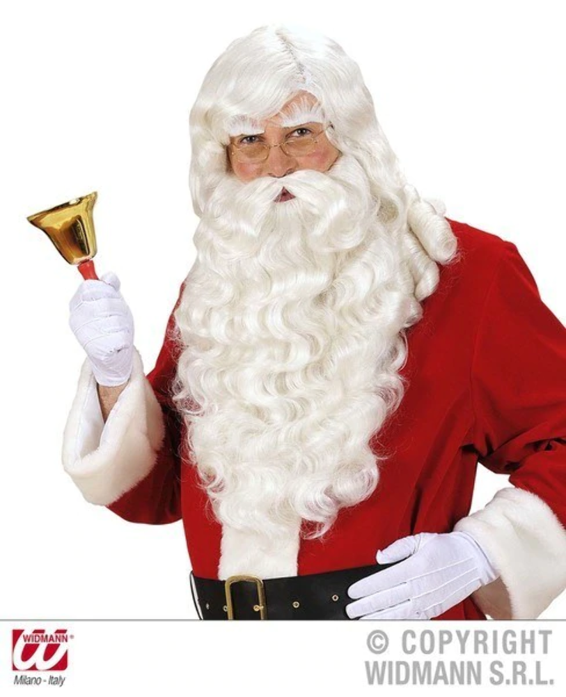 Wicked Costumes Mrs Claus Wig
