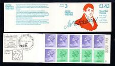 GB 1982 FN1A POSTAL HISTORY SERIES £1.43 FOLDED BOOKLET