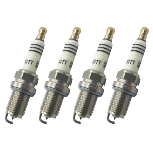 1998- #1 4x Iridium Upgrade Spark Plugs Fits 206 1.4